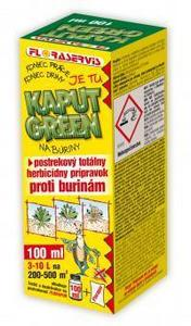 Kaput Green 500ml  (Fondo) - eShop  Produkty TAKACS :web shop: