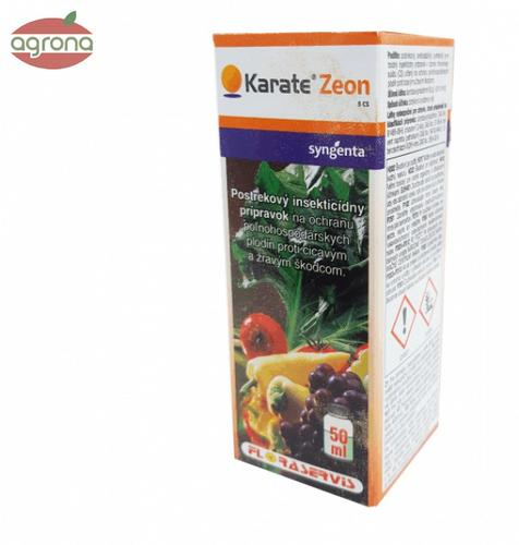 Karate Zeon 50ml - eShop  Produkty TAKACS :web shop: