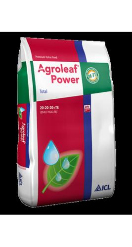 Agroleaf Power Total 20-20-20+TE 2kg 6ks/krt. 72 krt./pal. - eShop  Produkty TAKACS :web shop: